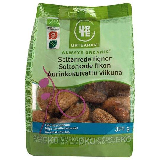 Urtekram Food Soltorkade Fikon, 300 g