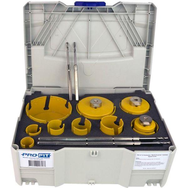 Pro-fit 351090835133XL Hullsagsett 15 deler