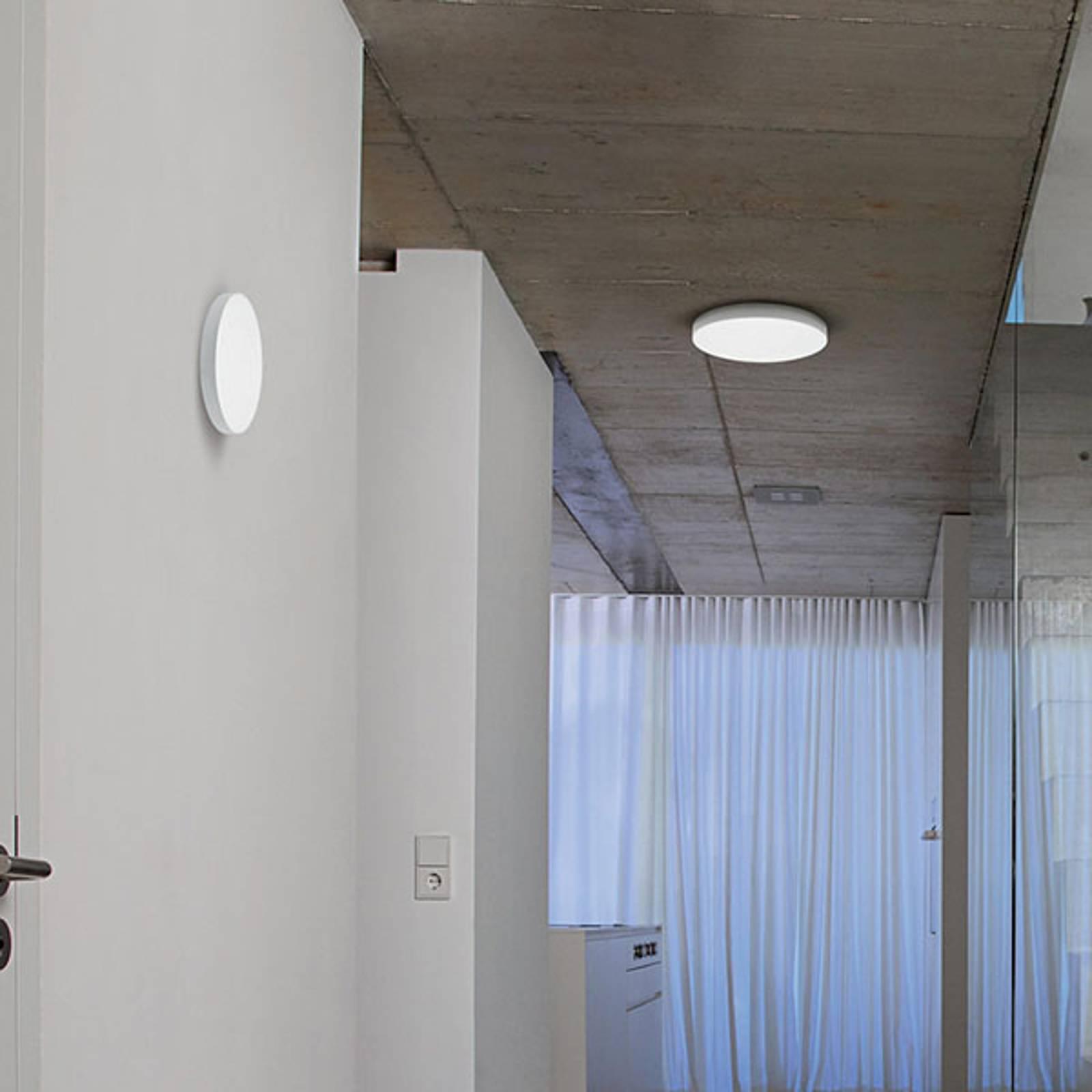 Ledvance Planon Frameless Round -LED-paneeli 30 cm