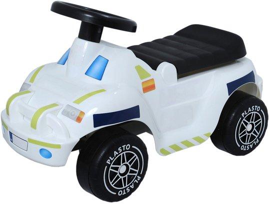 Plasto Gåbil Politibil