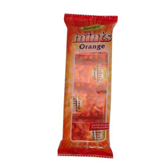 Mints Orange - 66% rabatt