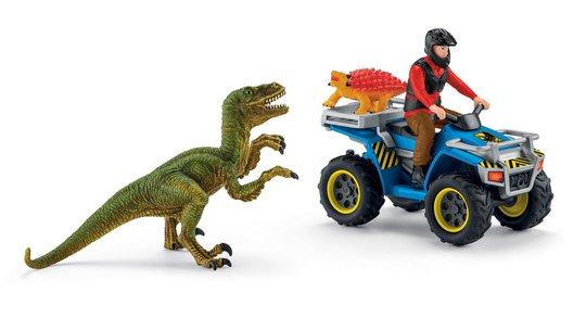 Flykt På Firehjuling