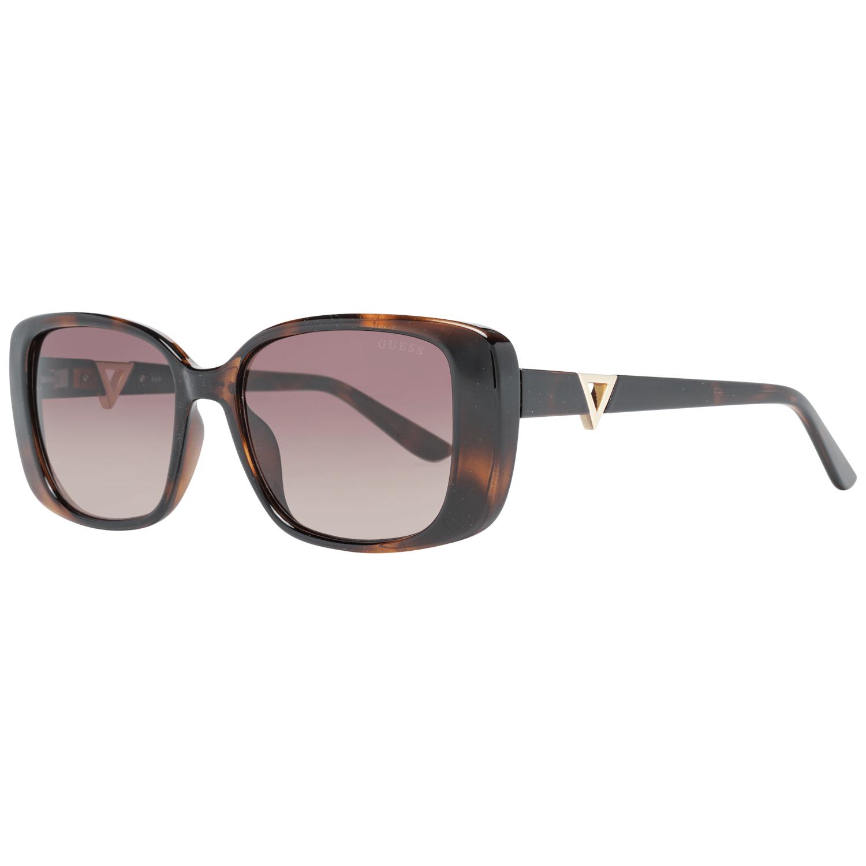 Guess Women's Sunglasses Brown GU7631 5352F