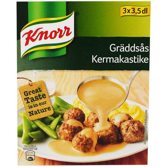 Knorr Gräddsås 3-p - 37% rabatt