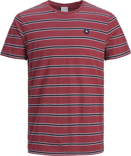 Jack & Jones Stanford T-Shirt, Brick Red 128