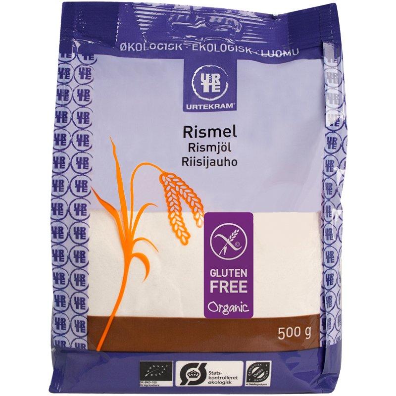Luomu Riisijauho - 33% alennus