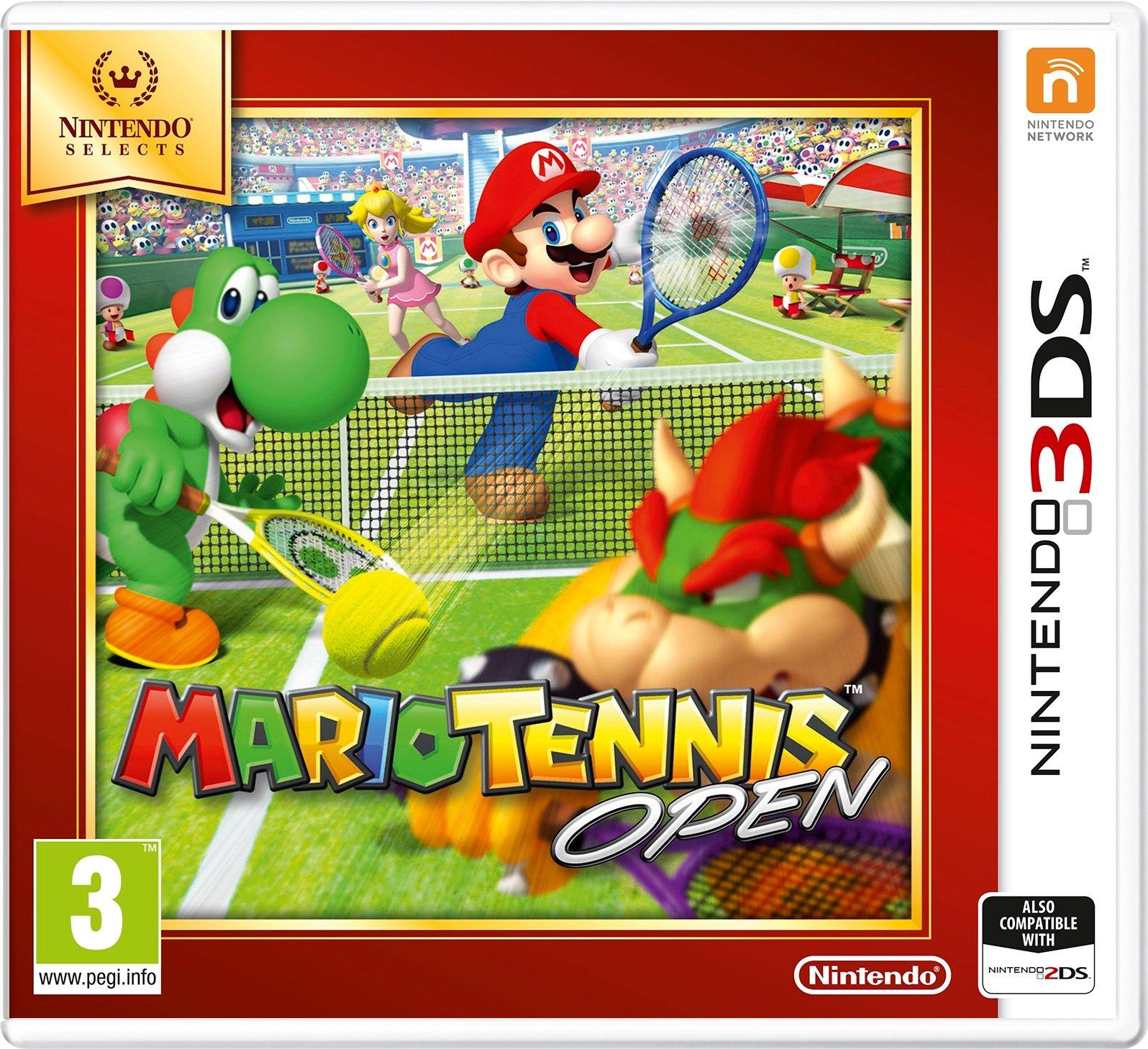 Mario Tennis Open (Select)