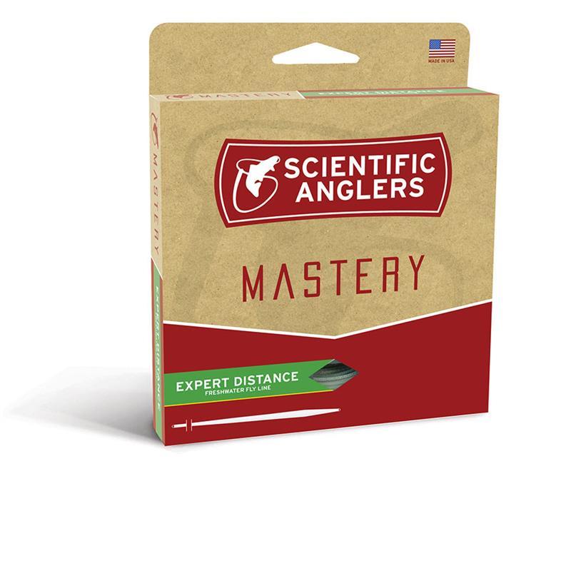 SA Mastery Expert Distance Comp. WF #6 Orange