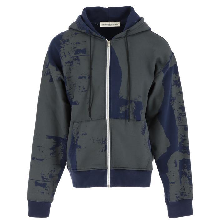 Golden Goose Men's Sweatshirt Blue 291231 - blue M