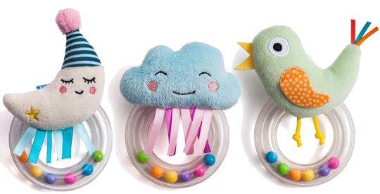 TAF Toys Babyrangle 3-pack