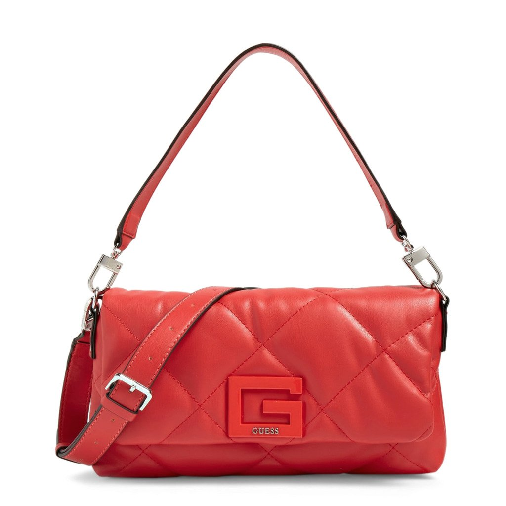 Guess Women's Crossbody Bag Red Brightside_HWQR75_80190 - red NOSIZE