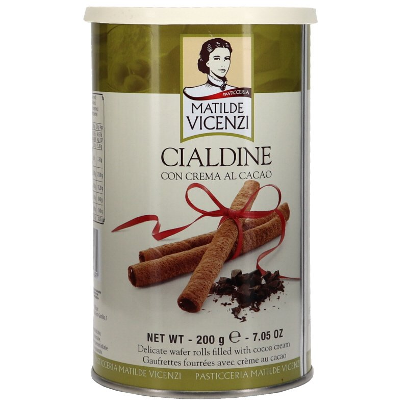 Cialdine Choklad - 40% rabatt