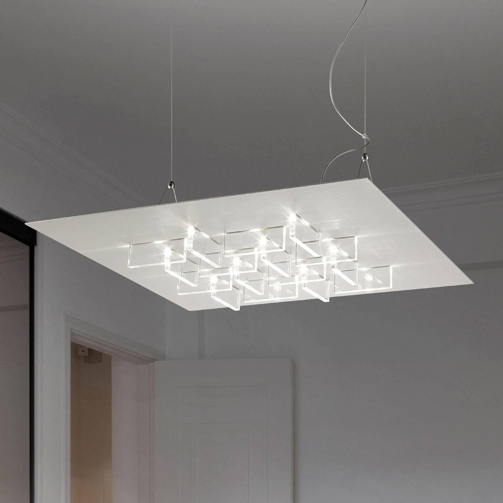 Ainutlaatuinen LED-riippuvalaisin Cristalli