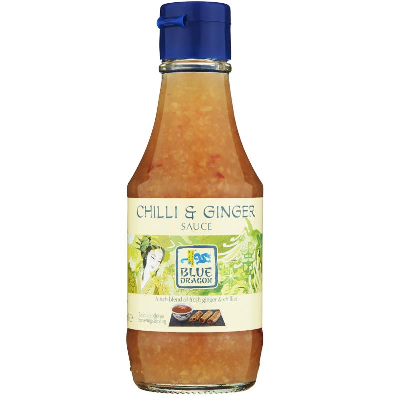 Chili-Inkivääri Kastike - 43% alennus