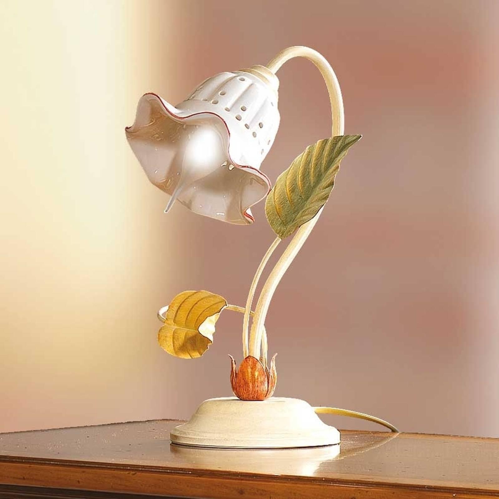 GIADE bordlampe i florentinsk stil