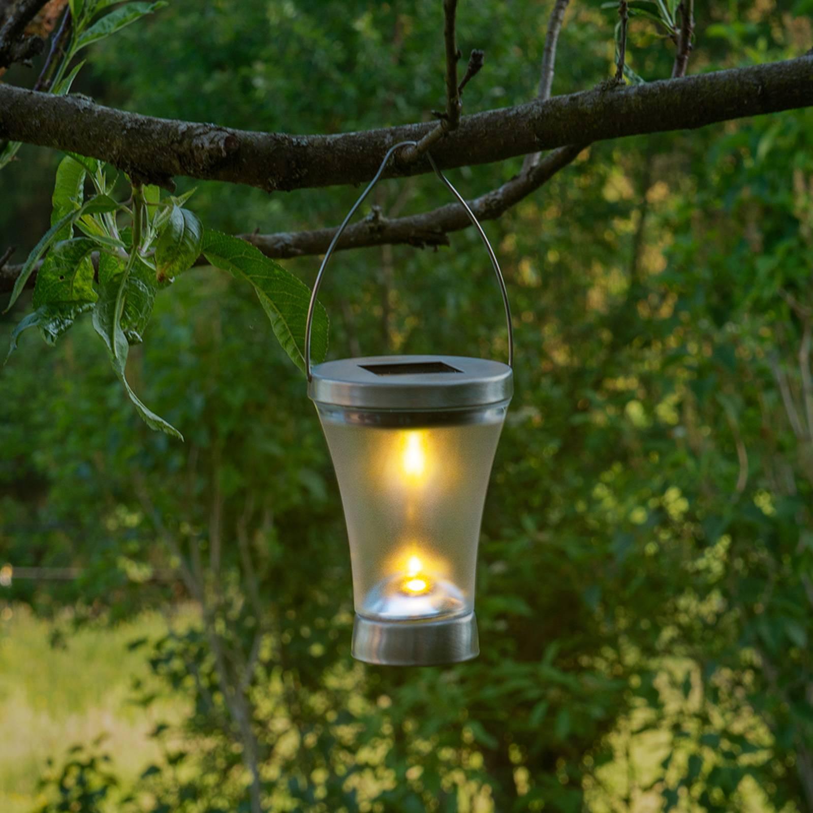 Aurinkokäyttöinen LED-koristelamppu 5146408, 8 kpl