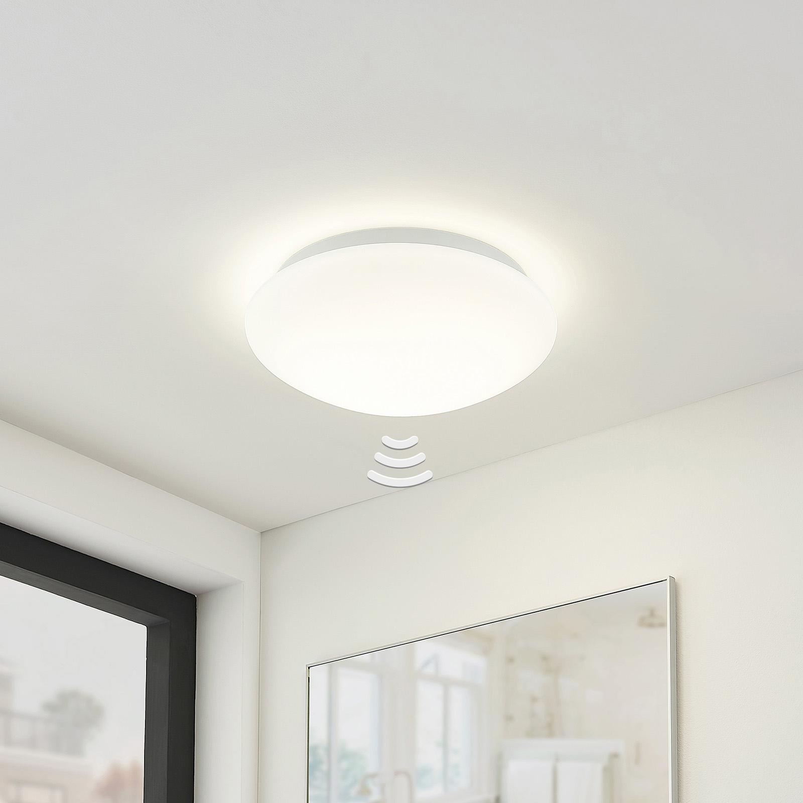 Arcchio Marlie -LED-kattovalo, anturi, 4 000 K