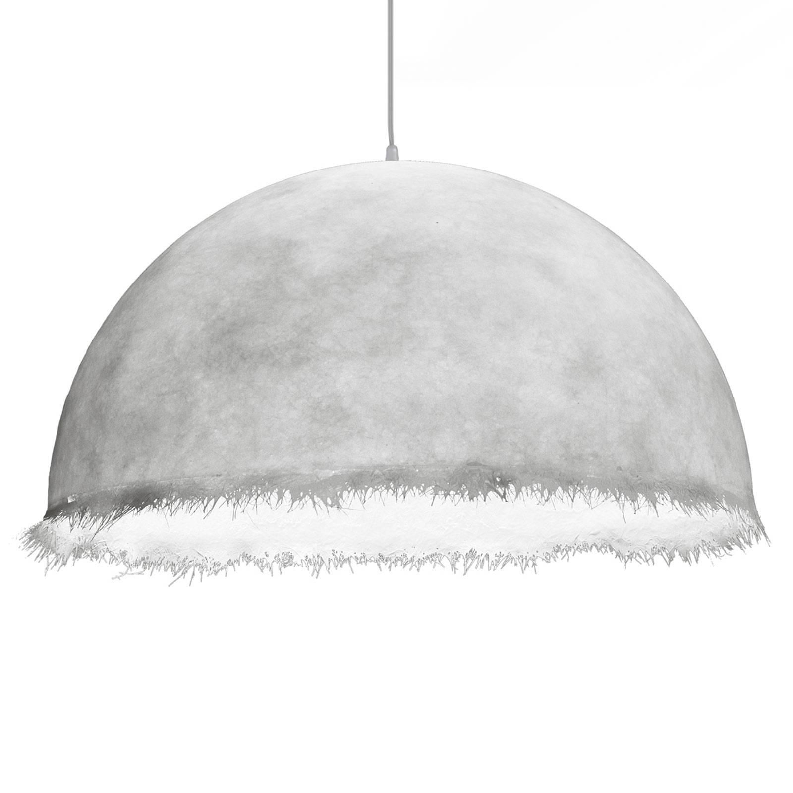 Karman Plancton -LED-ulkoriippuvalaisin, Ø 75 cm