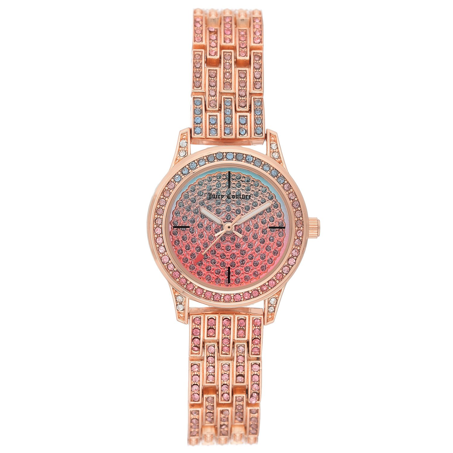 Juicy Couture Women's Watch Rose Gold JC/1144MTRG
