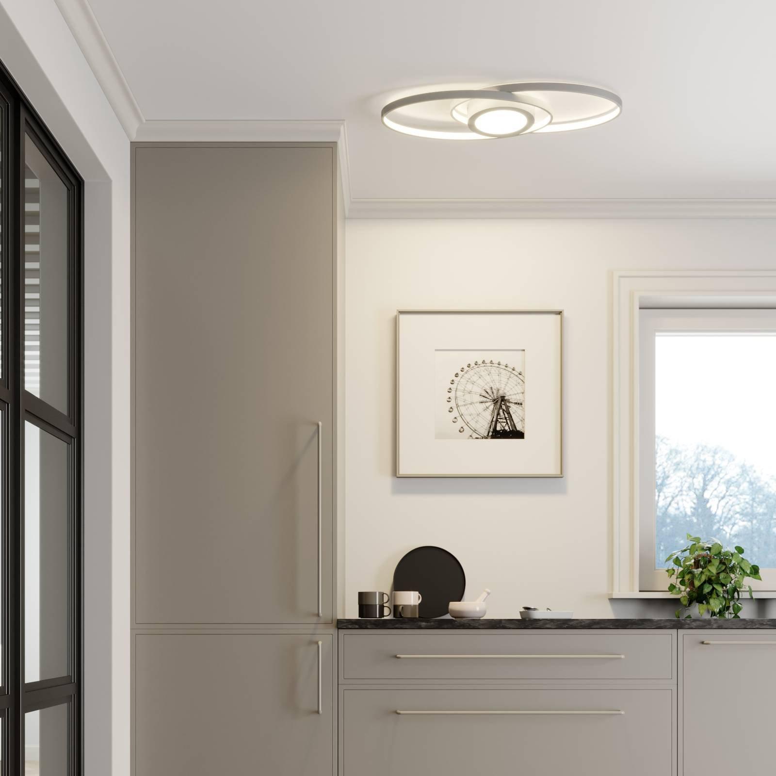 Lindby Charlok LED-taklampe, dimbar