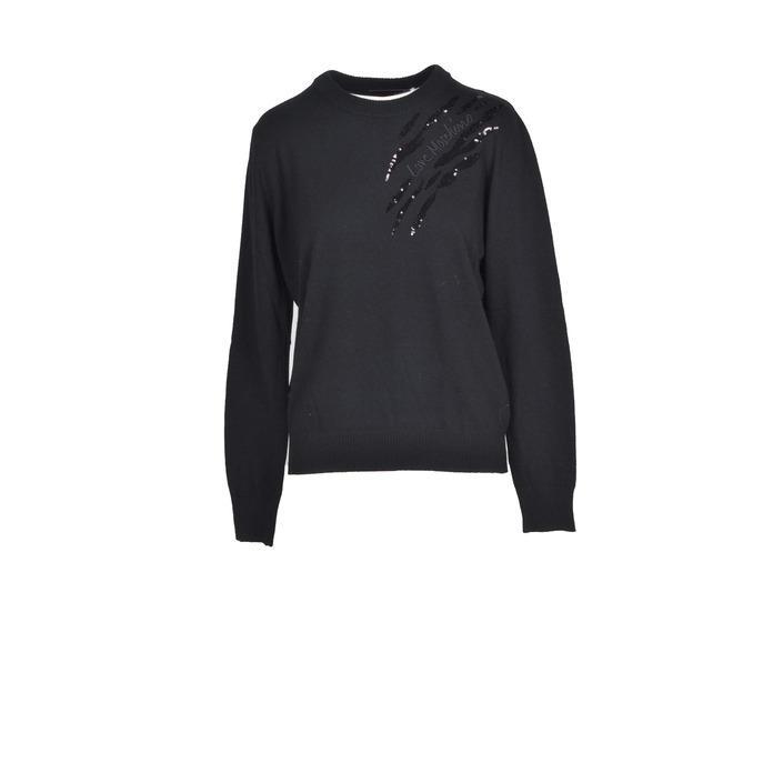 Love Moschino - Love Moschino Women Sweatshirts - black 44