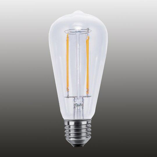 LED-lamppu Rustika E27 6 W 926, himmennettävä