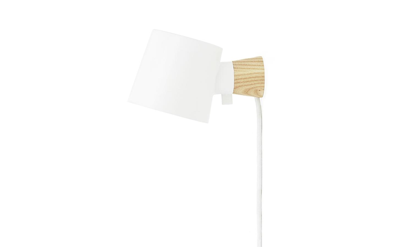 Normann Copenhagen - Rise Wall Lamp - White (502005)