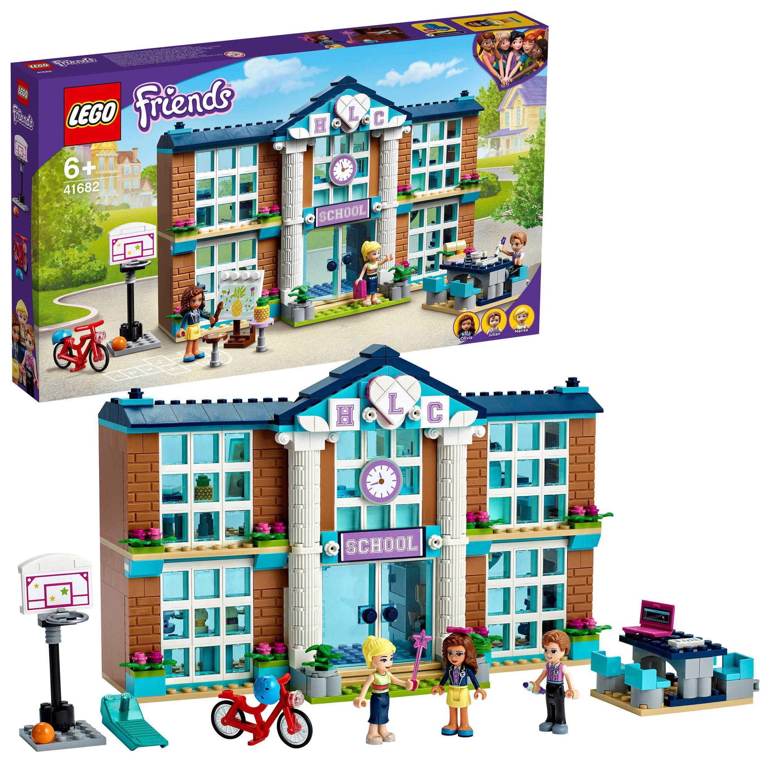 LEGO Friends - Heartlake City School (41682)