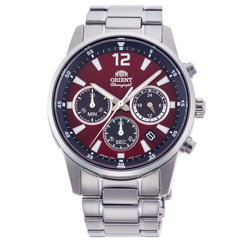 Orient Men's Watch Silver RA-KV0004R10B