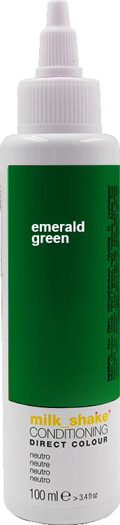 milk_shake - Direct Colour 200 ml - Emerald Green