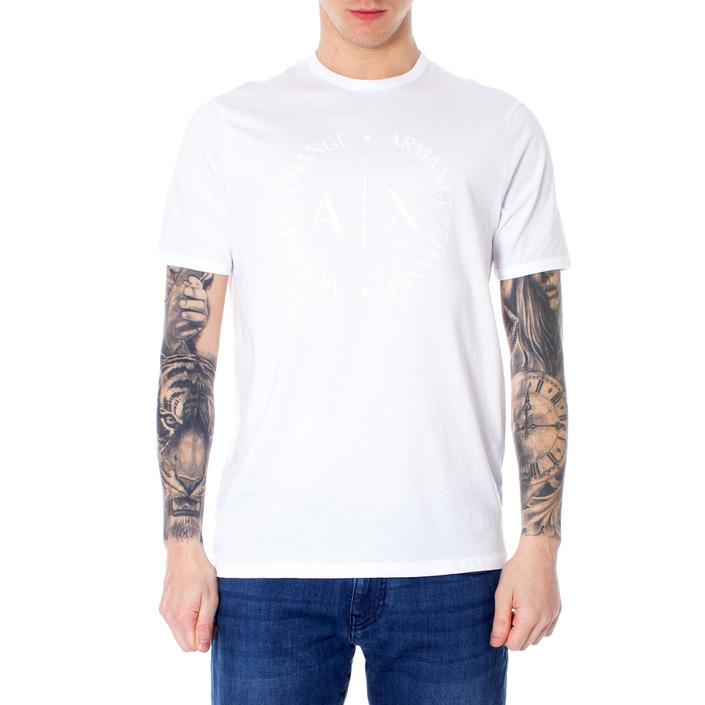 Armani Exchange Men's T-Shirt White 187551 - white XXL