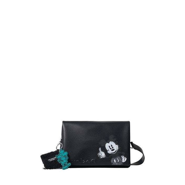 Desigual Women's Shoulder Bag Black 319556 - black UNICA