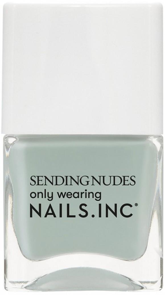 Nails Inc - Send Nudes Nail Polish 14 ml - Rude Not To
