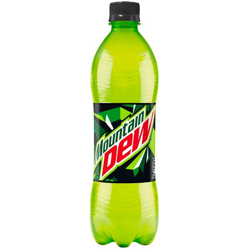 Virvoitusjuoma Mountain Dew - 35% alennus