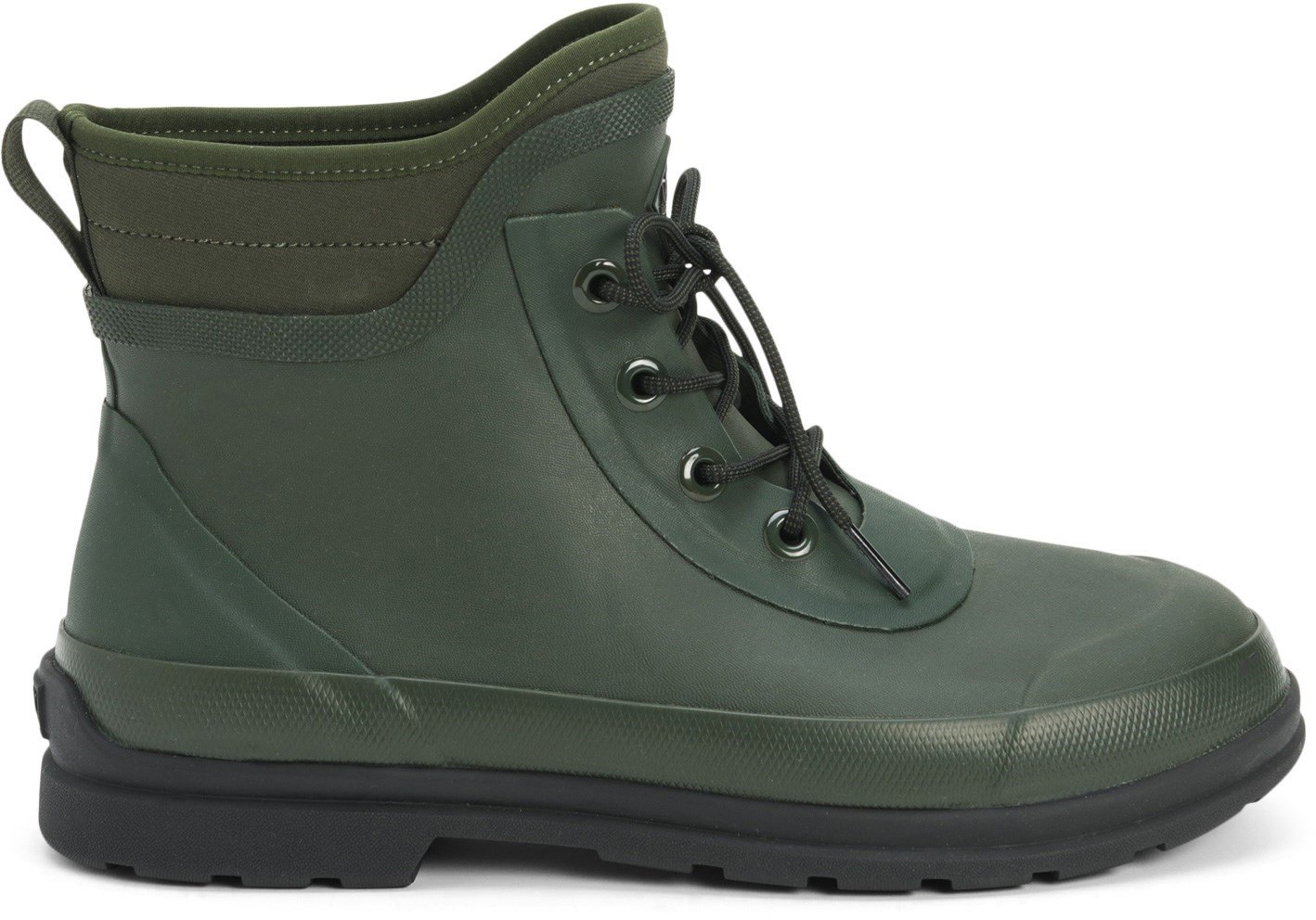 Muck Boots Unisex Muck Originals Lace-Up Boots Various Colours 31783 - Green 6