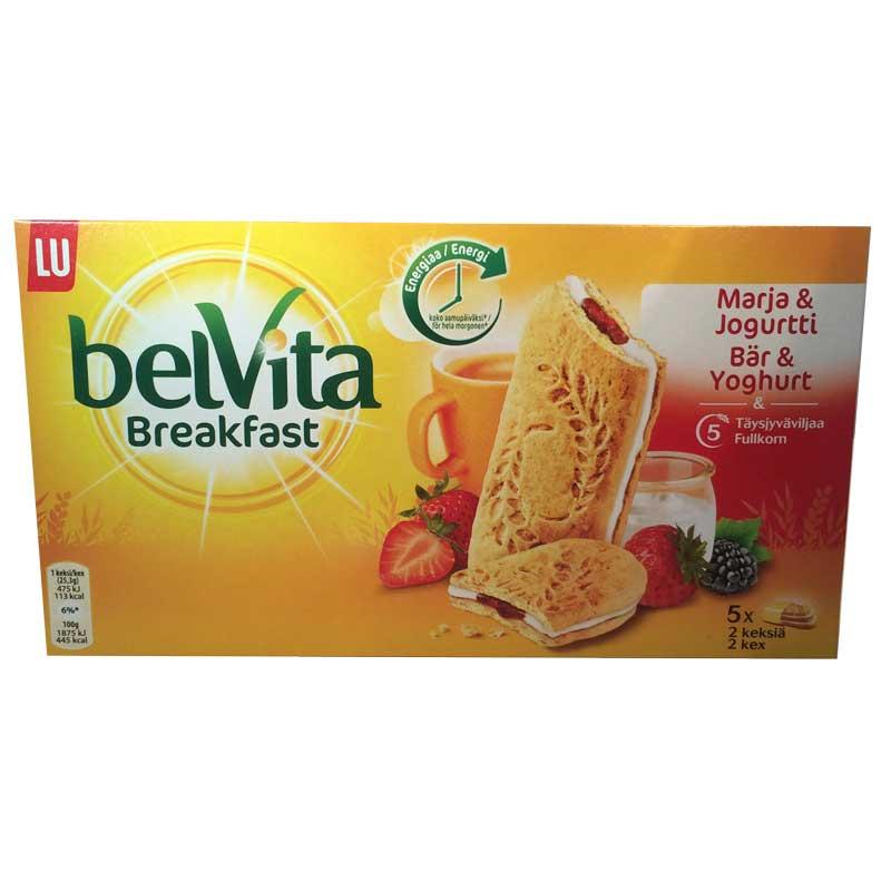 Belvita Breakfast Bär & Yoghurt - 63% rabatt