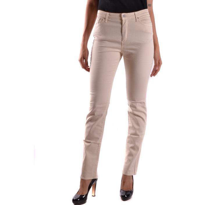 Incotex Women's Jeans Beige 161897 - beige 32