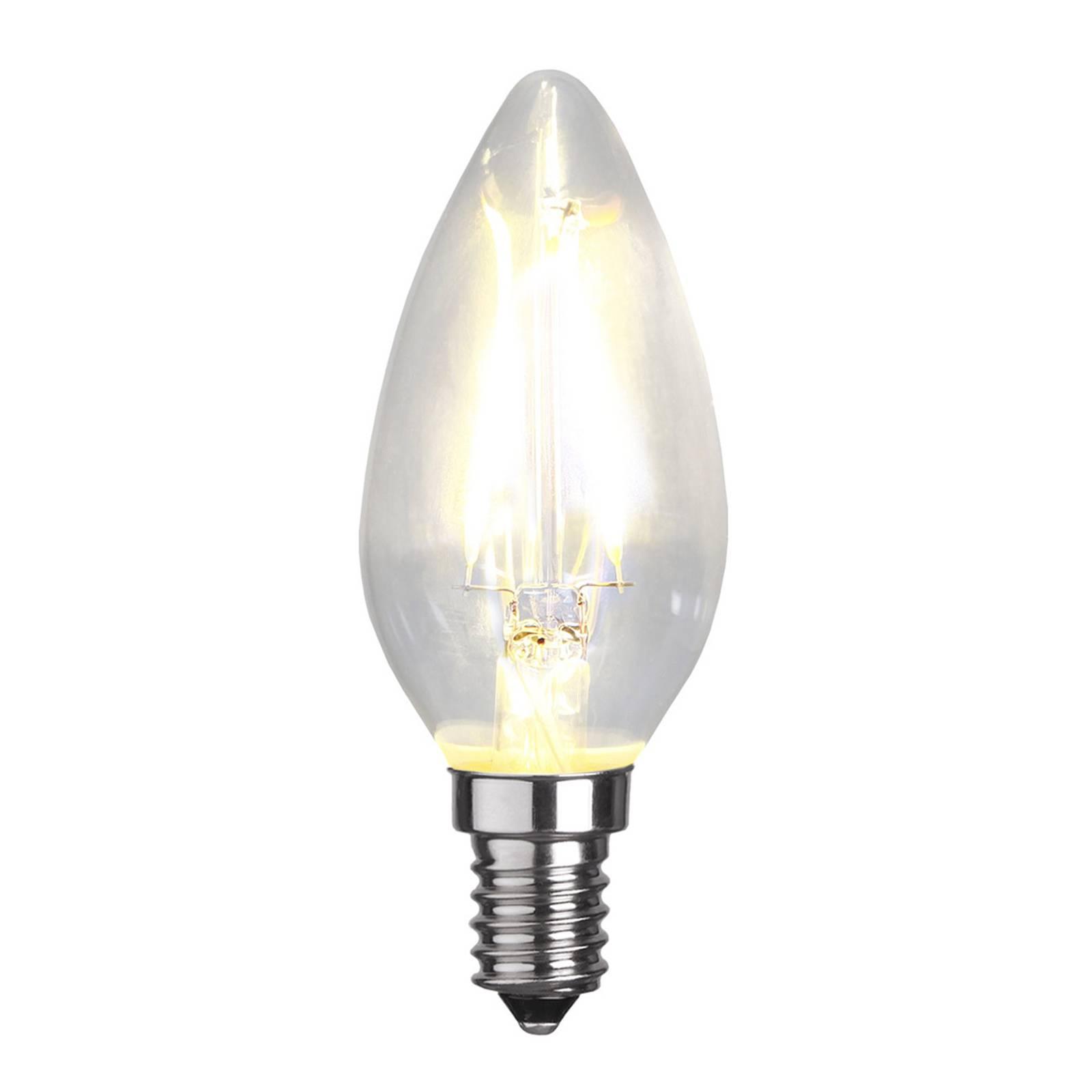 LED-kynttilälamppu E14 B35 2W 2700K 250 lm