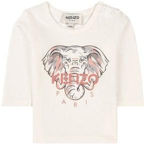 Kenzo Elephant Tröja Vit 6 mån