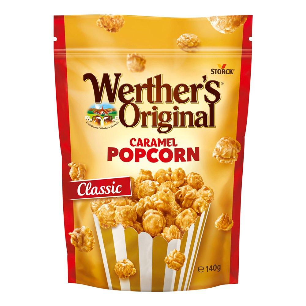 Werthers Popcorn Classic Påse