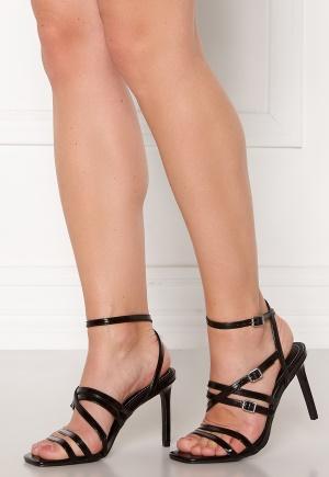 ONLY Alyx PU Heeled Sandal Black 39