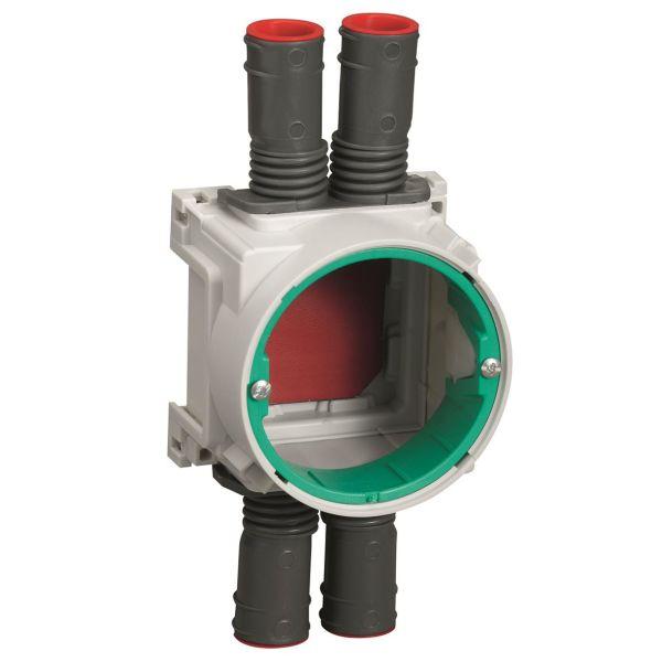 Schneider Electric IMT35007 Apparatboks brannklassifisert 13/26 mm, 4 x 16