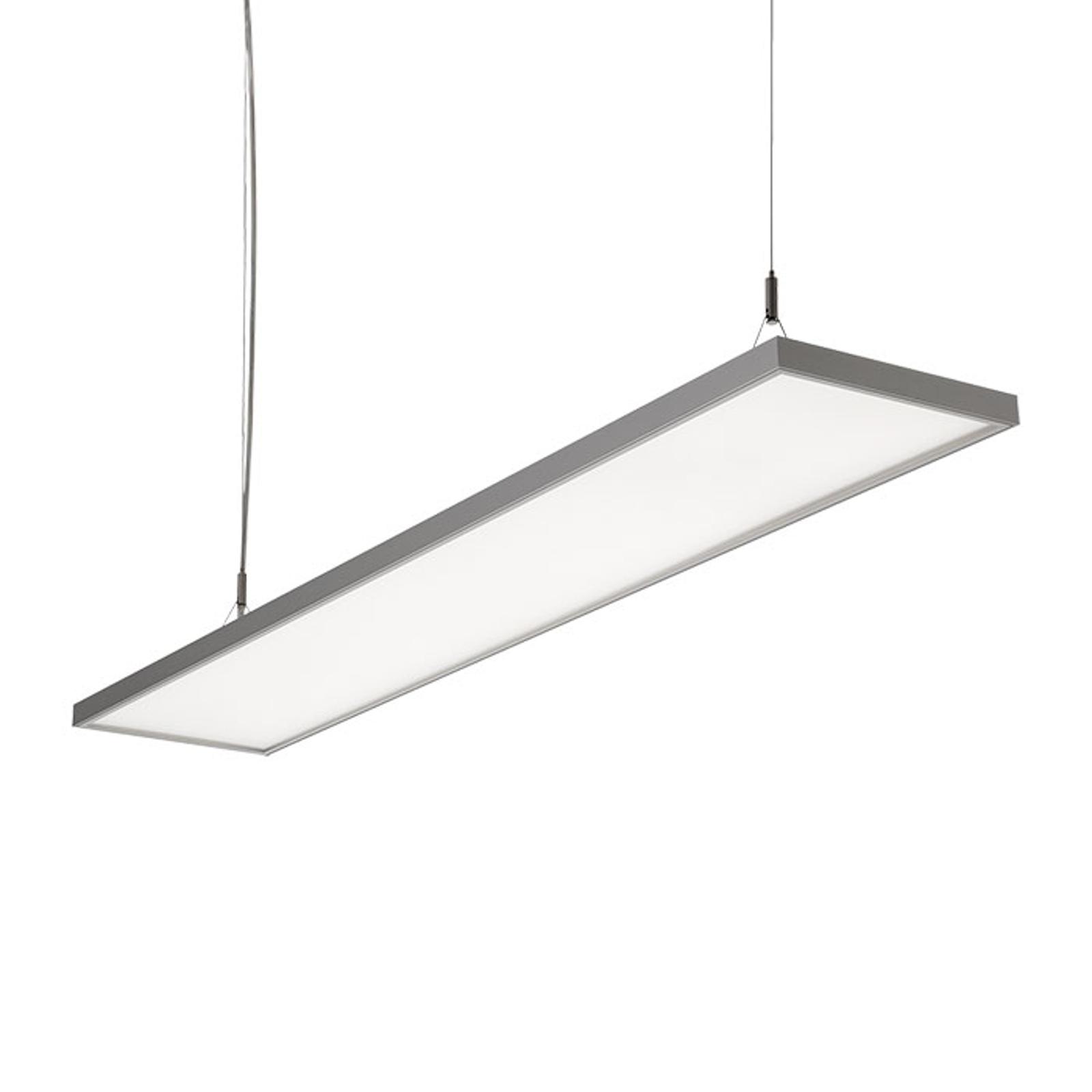 LED-riippuvalaisin C95-P, 119,4 cm, himmennettävä