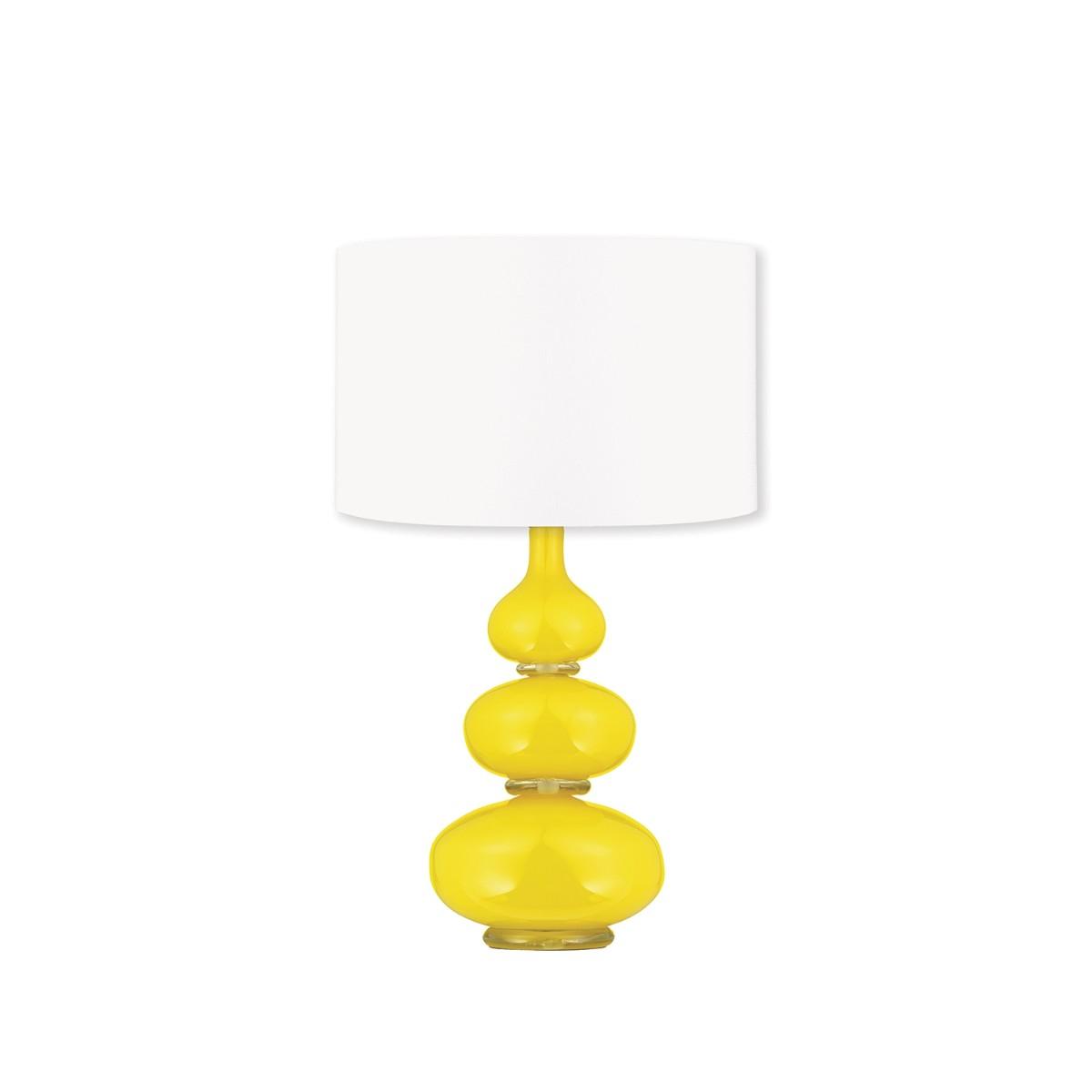 William Yeoward   Aragoa Table Lamp Citron