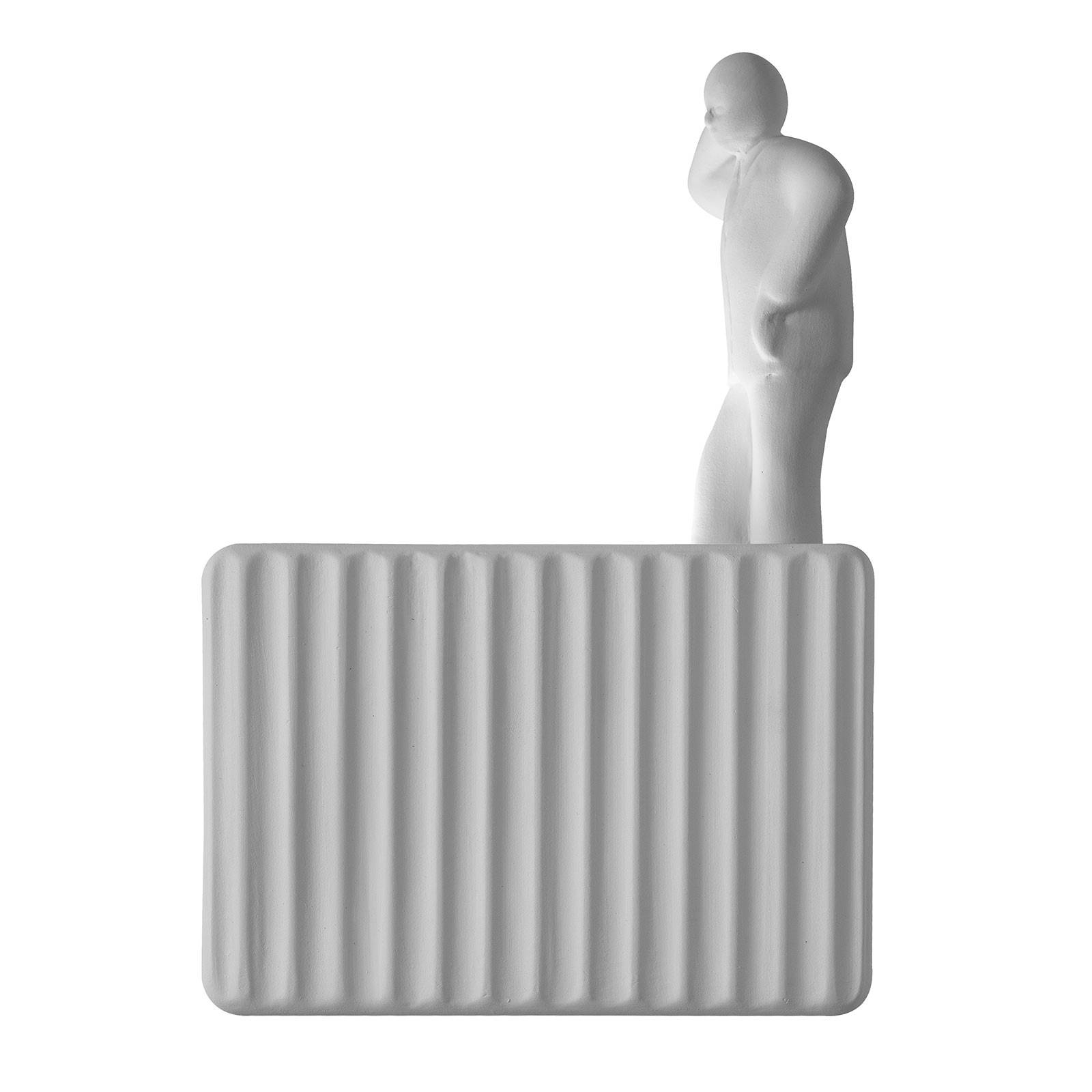 Karman Umarell -koristehahmo, 16 cm, seisova