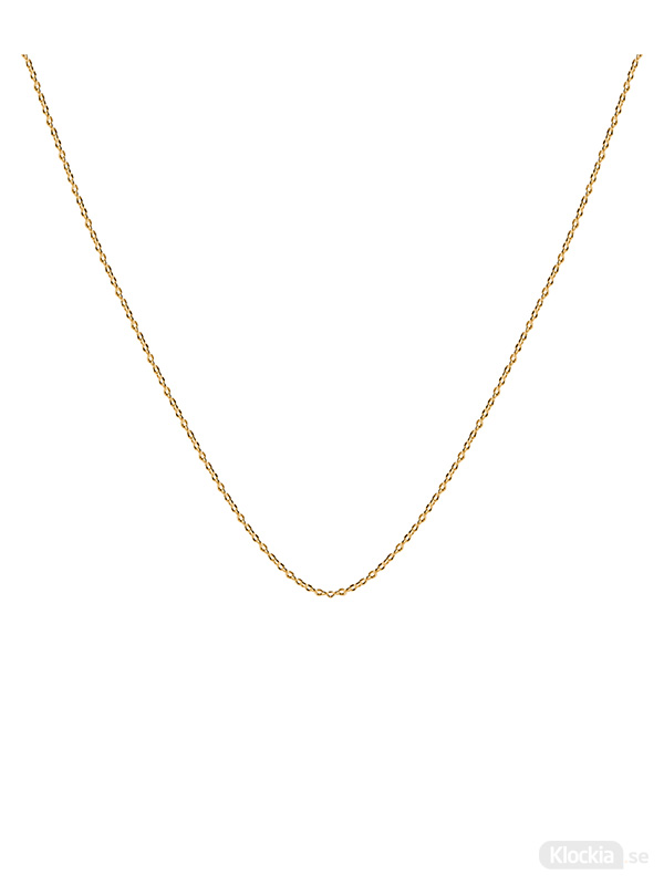 Syster P Beloved Short Oval Chain Gold NG1201