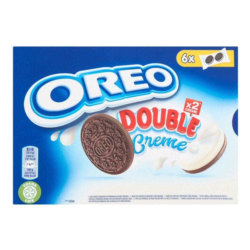 Oreo Double Creme - 170 gram