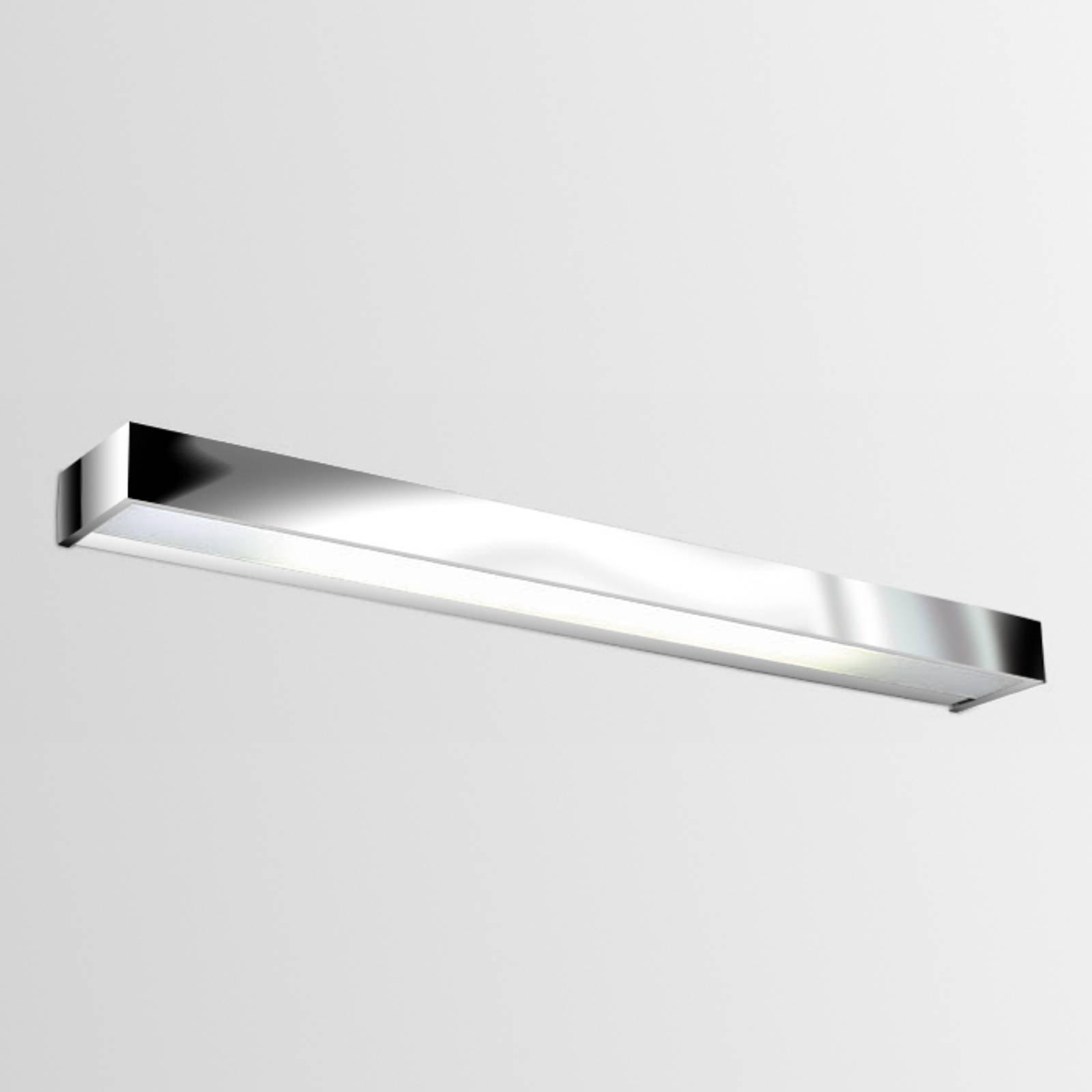 Utmerket LED-vegglampe Apolo, 80 cm krom