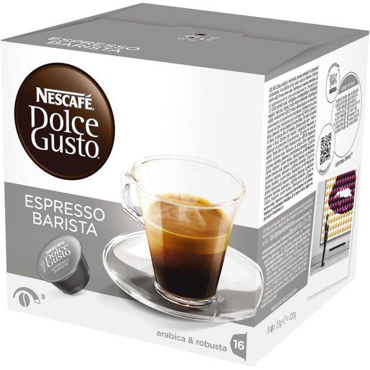 "Kaffekapslar ""Barista"" 16 x 7,5g - 45% rabatt"