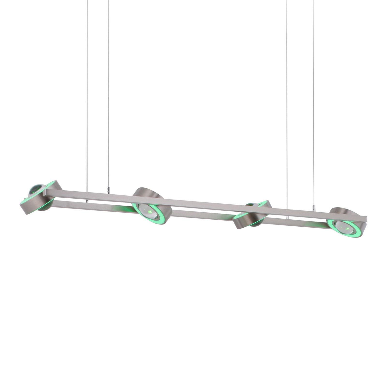 Paul Neuhaus Q-MIA LED-riippuvalaisin, teräs